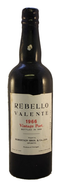 Rebello Valente Vintage Port, 1966