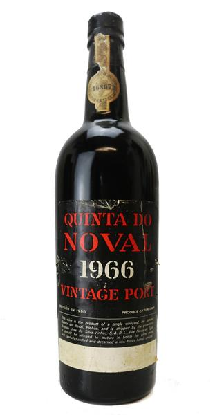 Quinta do Noval Port, 1966